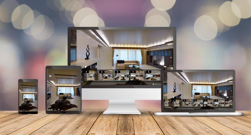 3D showroom